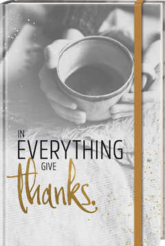 Notizbuch Grace & Hope - Give Thanks