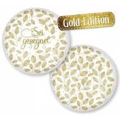 "Magnet-Set ""Sei gesegnet"" (Gold-Edition)"