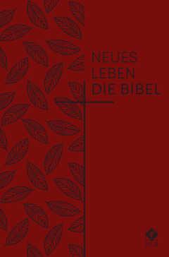Neues Leben. Die Bibel, Taschenausgabe, Kunstleder Rot