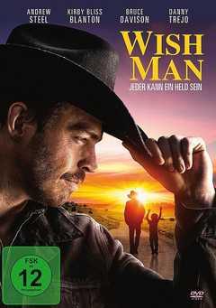 DVD: Wish Man - Jeder kann ein Held sein