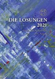 Losungen 2021 bunt, Geschenkausgabe