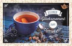 Teekarte - Kleiner Glücksmoment zum Genießen!