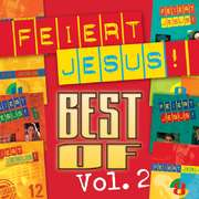 2-CD: Feiert Jesus! - Best of 2