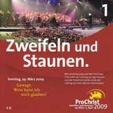 CD: Zweifeln und Staunen 1. Abend