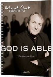 Klavierpartitur: God Is Able