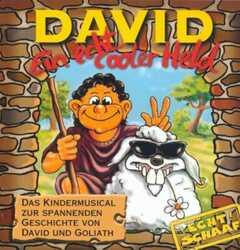 CD: David - ein echt cooler Held
