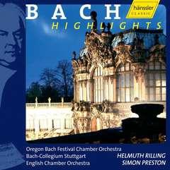 CD: Bach Highlights