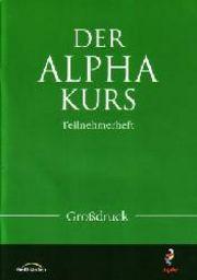 Alpha-Kurs Großdruck - Teilnehmer