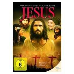 DVD: Jesus - Keiner hat die Menschen bewegt wie er!
