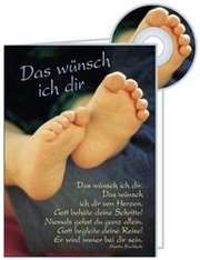 CD-Card: Das wünsch ich dir - Geburtstag