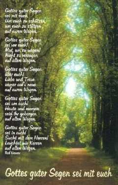 CD-Card: Gottes guter Segen - Silberne Hochzeit