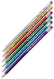 """Bleistift """"Gott liebt mich"""""""