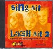 CD: Sing mit, lach mit 2