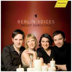 CD: About Christmas - Berlin Voices