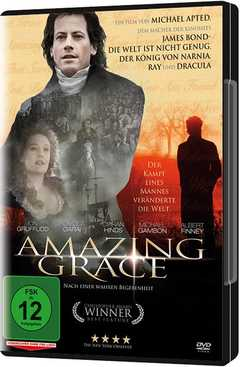 DVD: Amazing Grace