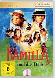 DVD: Kamilla und der Dieb - Gold Edition