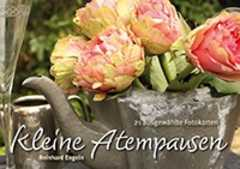 Kleine Atempausen - Postkartenbuch