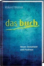 Das Buch, Neues Testament und Psalmen, Taschenausgabe, Motiv Aquarellfarbe