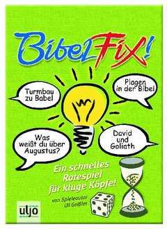 Bibel Fix! - Quiz