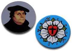 """Einkaufswagenchip """"Martin Luther"""" - 10 Stk."""