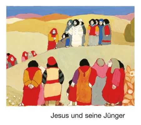 jesus und seine jünger - kees de kort - sendbuch.de