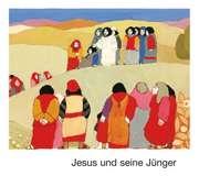 Jesus und seine Jünger