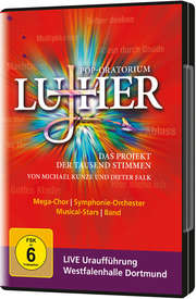DVD: Pop-Oratorium Luther