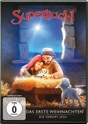DVD: Das erste Weihnachten - Superbuch-Reihe - Folge 8
