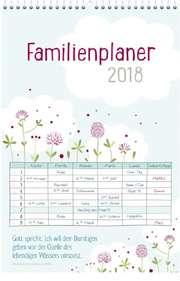 Familienplaner 2018