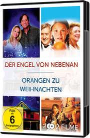 Doppel-DVD Orangen zu Weihnachten/Der Engel von Nebenan